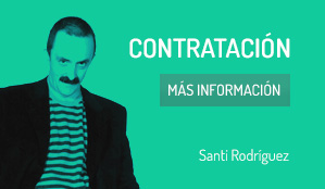 Contratación Santi Rdríguez