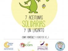 """Artículo sobre el """"Festival Siete Aceitunas Solidarias y Un Lagarto"""" publicado en Diario Jaén (25/10/2015)"""
