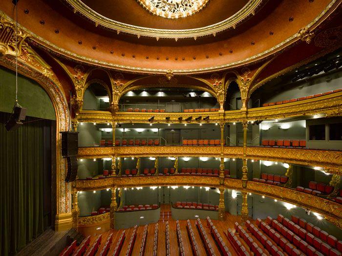 Como en casa de uno en ning n sitio santi rodr guez web - Teatro campos elisios ...