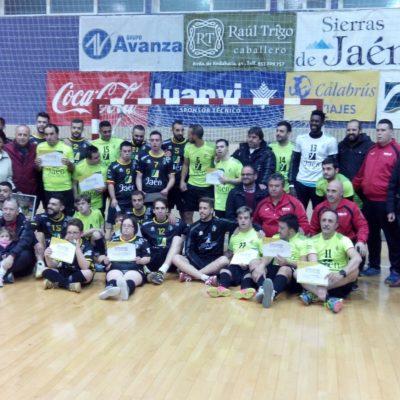 Gracias al Jaén Paraíso Interior de Fútbol Sala